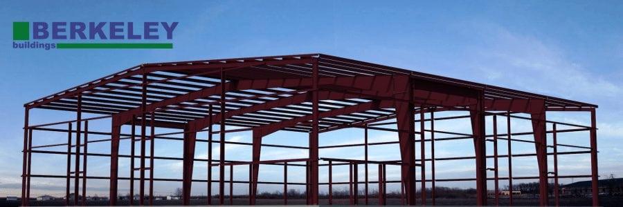 100x100 Steel Building
