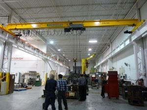 Houston Crane Buildings | Overhead Cranes