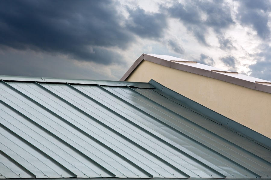Standing Seam Roof Erectors